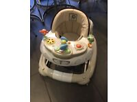 Lovely Neutral Baby walker Rrp£60