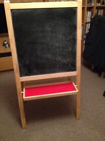 Large child's blackboard only £15 will deliver free local