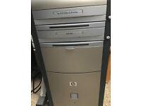 Computer- HP T340 Desktop PC For Sale