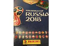 Russia World Cup 2018 sticker swap