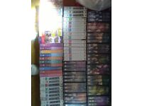 VHS box sets, angel,Buffy, friends and only fools and horses