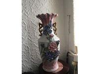 Malaysian flower jar