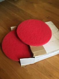 Machine floor Cleaning pads