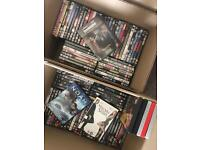 50 DVDs job lot bargain