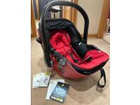 Kiddy evo-luna I-size car seat & IsoFix base 2