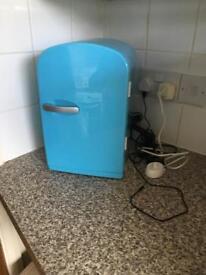 Mini drinks fridge