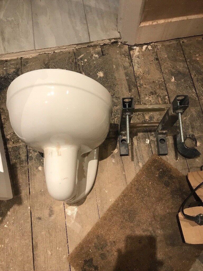 Wall Hung Venti Toilet Pan Brand New In Cosham Hampshire Gumtree