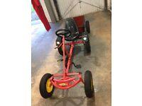 Dino Kart and Trailer