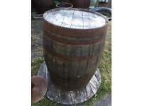 Whiskey barrel over 200 lt