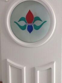 Pcc door panel