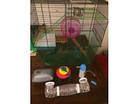 Hamster 3 Storey cage