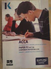ACCA Exam kit
