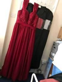 Bridesmaid/Prom Dresses x4