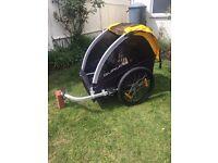 Burley Bee Bike Trailer for sale - £175
