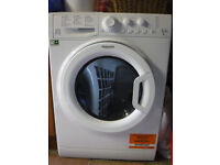 8kg 1400 spin nearly new Hotpoint washer/dryer.
