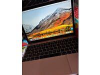"""MacBook 12"""" 8GB RAM 256gb SSD (2016)"""