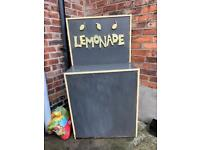 Garden furniture - lemonade stand
