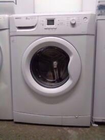 Beko Washing Machine, 8kg - 1200 Spin - 6 months guarantee (1436)