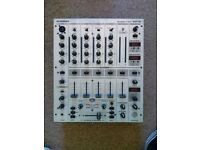 Behringer DJX700 5 Channel DJ Mixer w/effects