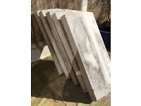 Coping stones for walls