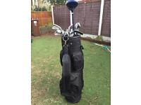 Golf club set with Bag (Ben Sayers)