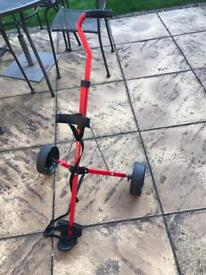 Slazenger Junior Golf Trolley