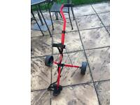 Slazenger Junior Golf Trolley