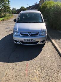 Vauxhall marevia swap