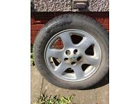 "18inch 18"" Discovery 2 alloy wheel £15 ono"