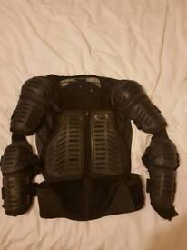 Protection armour moto x jacket