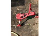 Scuttle bug ride on £10