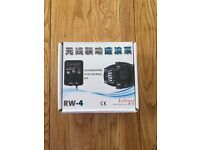 Jebao Wireless RW-4 Programmable Wavemaker WP-10 450- 4000 LPH.