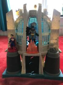 Imaginext sets - Batman, Superman