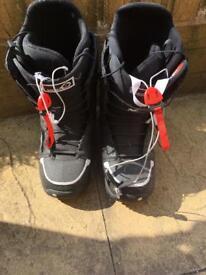 Moto Men's Ski Boots