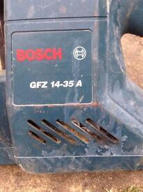 Bosch alligator saw