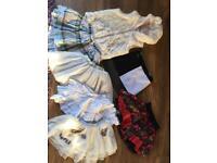 Girl 4-5 years skirts