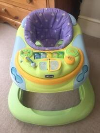 Chicco Folding Baby Walker £15 ONO