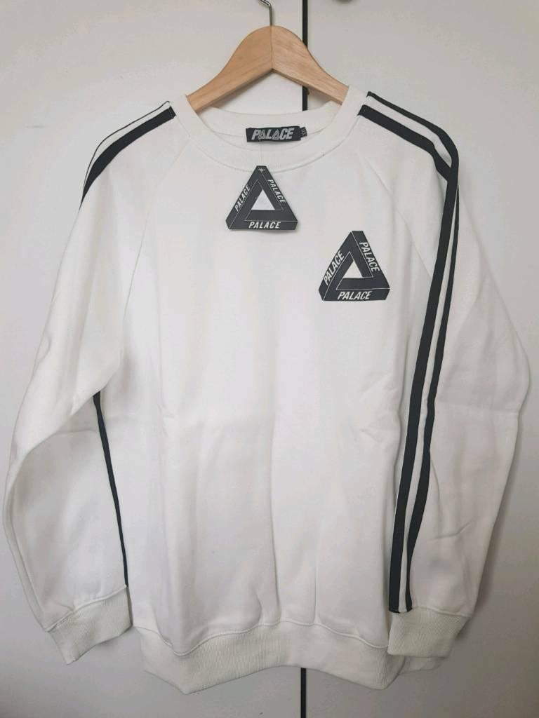 a48434c96361 New Palace x Adidas Tri Ferg Jumper Sweater. London £50.00