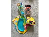 Nuby baby/toddler items