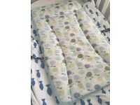 Mammas and Papas changing mat - in packing - immaculate condition