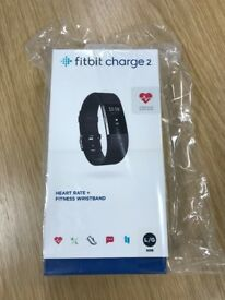 Fitbit Charge 2, never used, never opened, BNIB