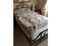Double bed frame 4'6