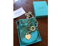 Return to Tiffany New York silver 925 necklace