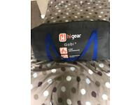 Gobi 4 8 person tent used 3 times cost £650 take £80 for it