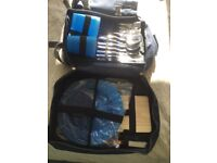 BRAND NEW PICNIC BACKPACK FOR 4 persons