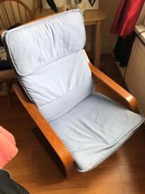 Ikea POANG chairs x2