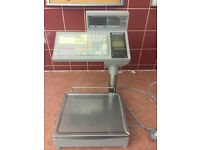 Bizerba BS 800 scales