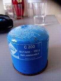 X6 campingaz butane c200 cartridges