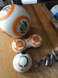 Start wars remote control toy