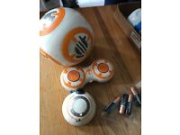 Start wars remote control toy
